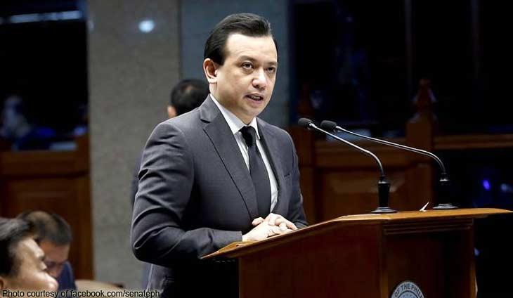 Sen. Antonio Trillanes IV