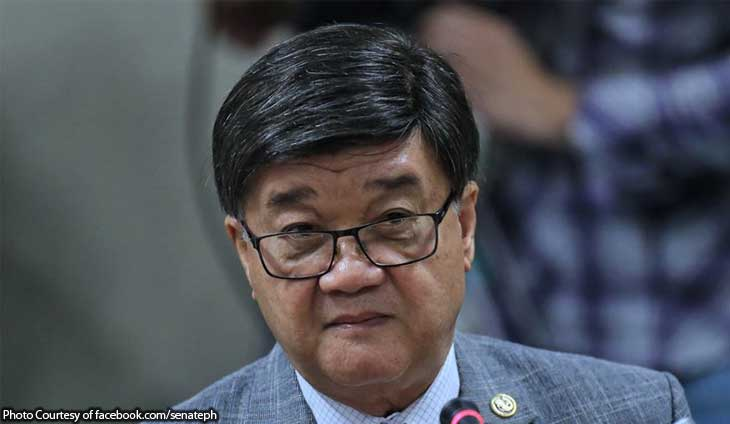 Justice Secretary Vit Aguirre