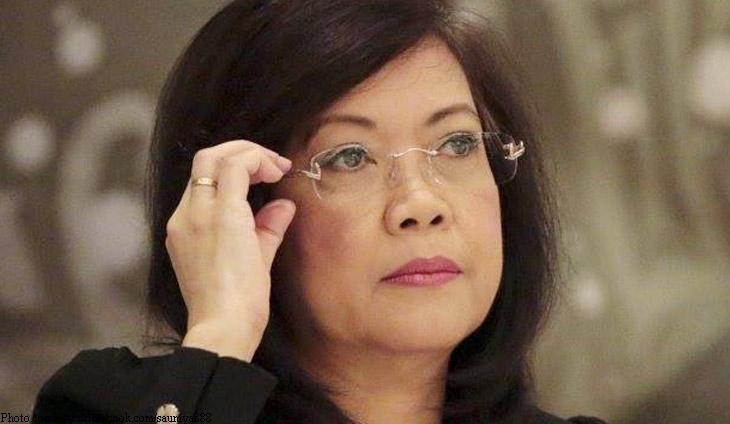 Chief Justice on-leave Ma. Lourdes Sereno