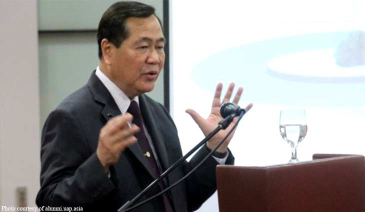 Senior Associate Justice Antonio Carpio