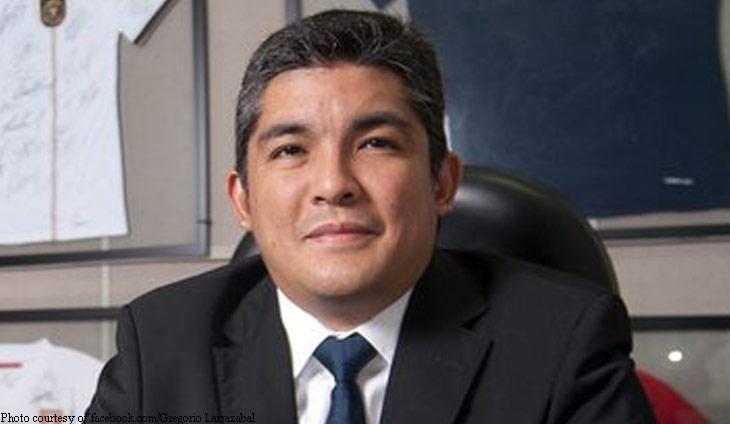 former Comelec commissioner Gregorio Larrazabal