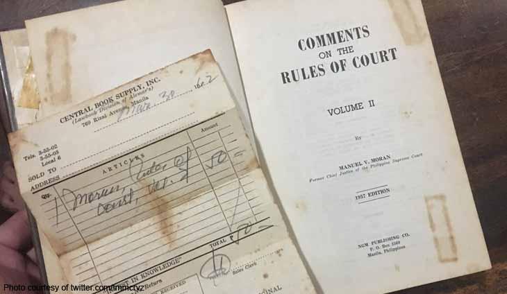 1962 law books
