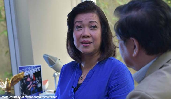 Mel Sta. Maria stands his ground on CJ Sereno