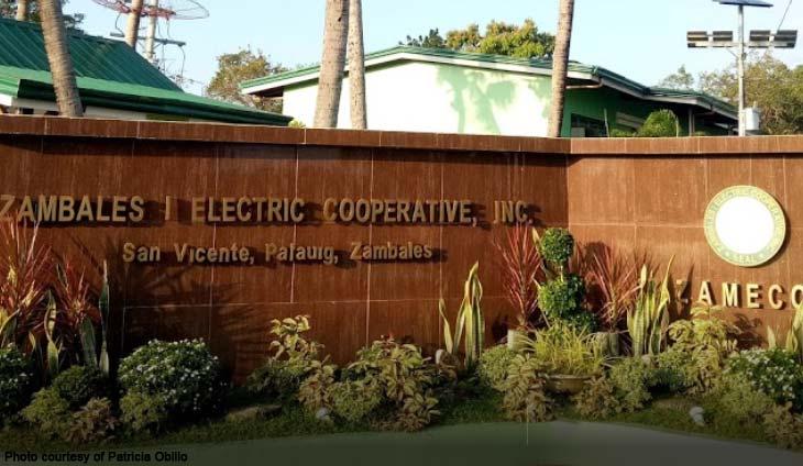 Zambales I Electric Cooperative Zameco