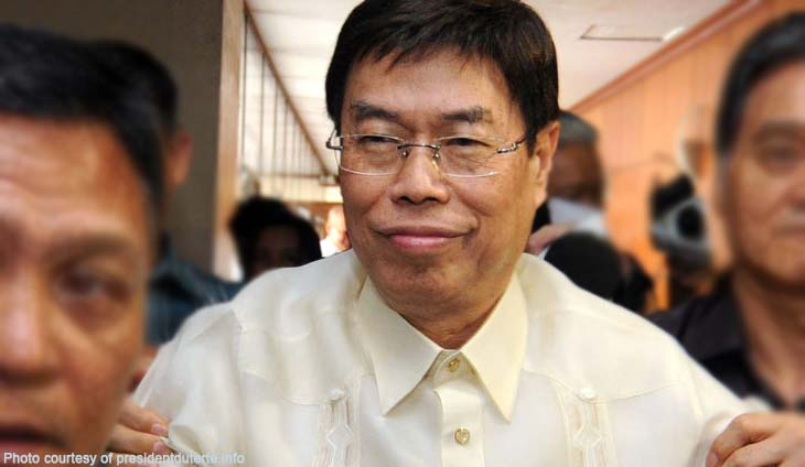 Cebu businessman Peter Lim,
